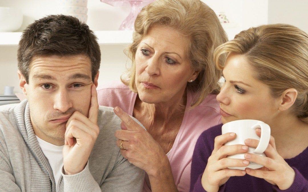 Meddling Mother-in-Laws
