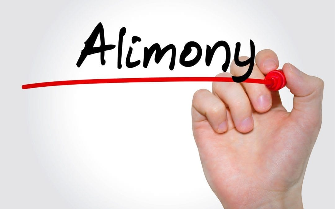 Alimony in North Carolina