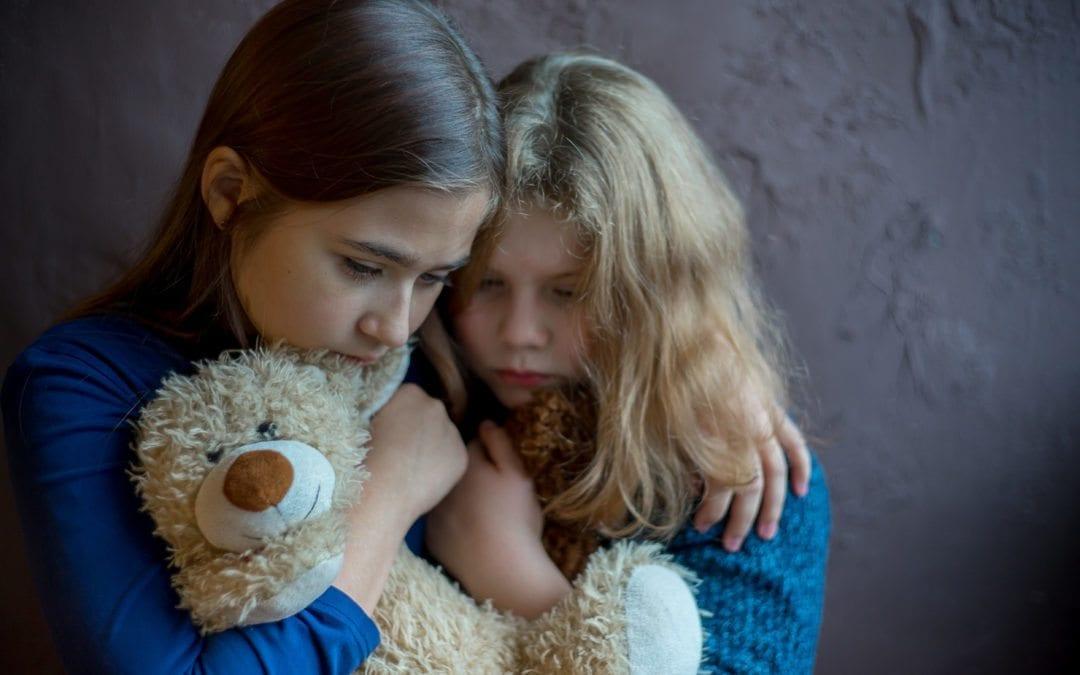 Domestic Violence Impacts Children